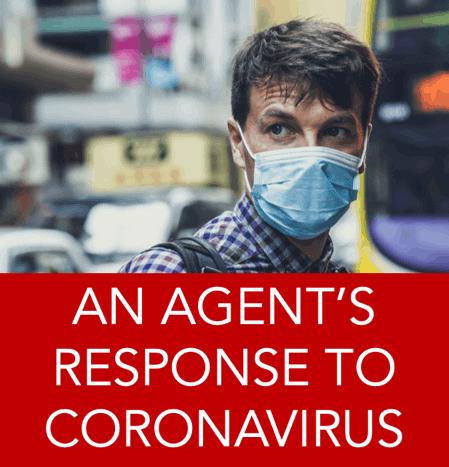 An Agent's Response To Coronavirus