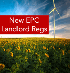 New EPC Landlord Regs