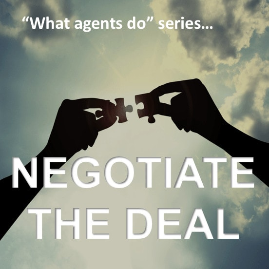 What Agents Do - 7 Negotiate