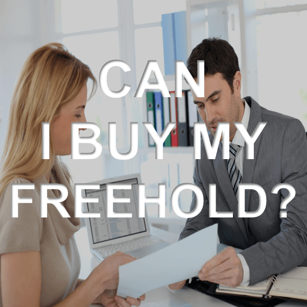 Can I Buy My Freehold 1