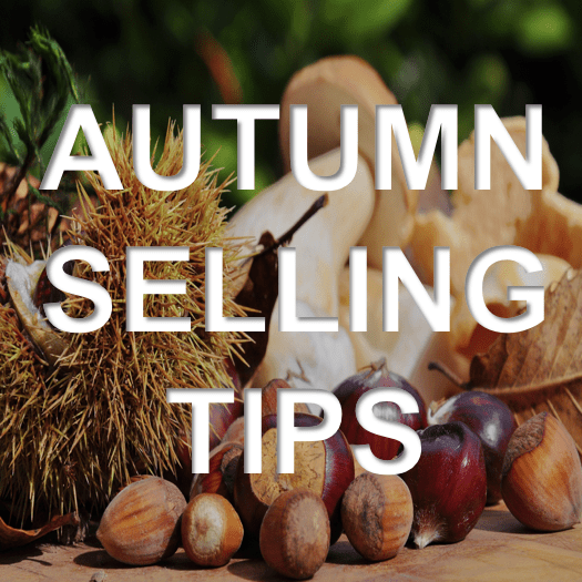 Autumn Selling Tips 1