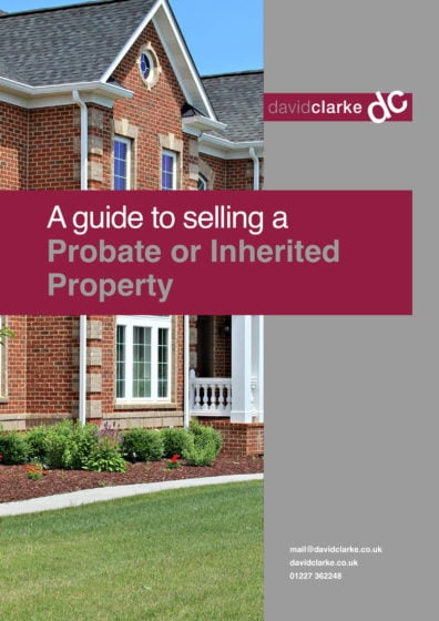 David Clarke - Probate or Inherited Properties WEB-1