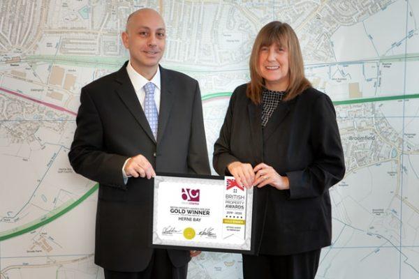 The British Property Awards David Clarke Letting Agents